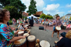 dorsfeest westmaas, 3 september 2016